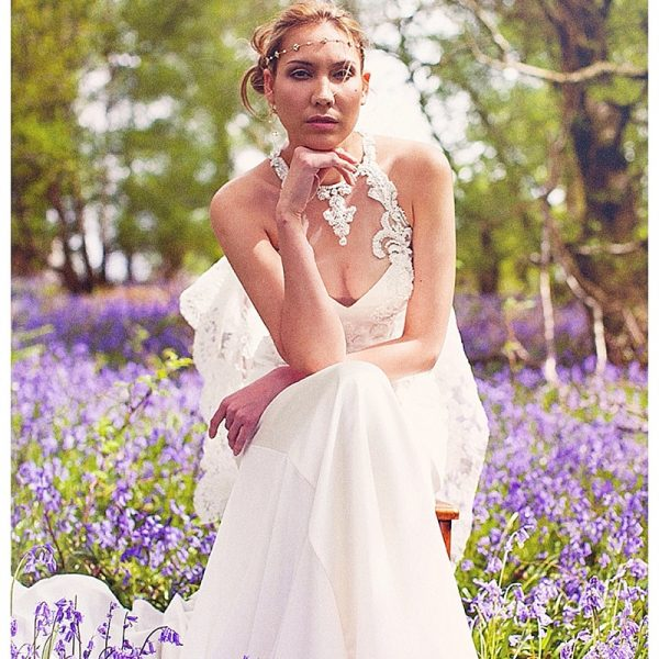 INTO THE BLUE // SPRING BRIDAL INSPIRATION
