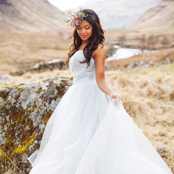 Rugged Highlands // Glencoe Elopement Inspiration // Scotland