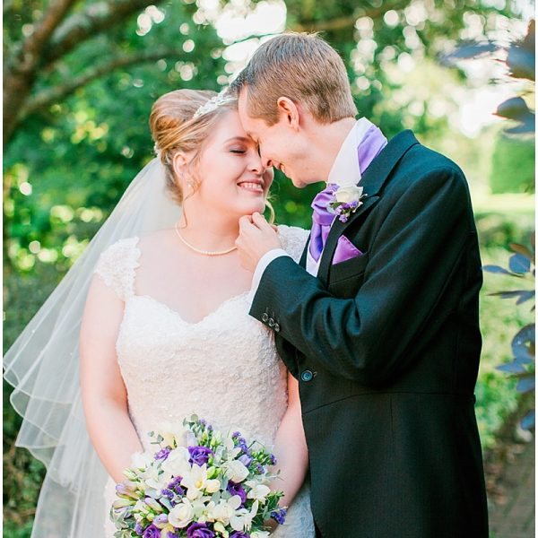 ONCE UPON A DREAM // CHARLOTTE & RICHARD // WEDDING // AVISFORD PARK