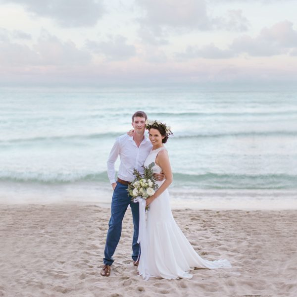 JOHN & FIONA // THAILAND BEACH WEDDING// THE LIBRARY // KOH SAMUI
