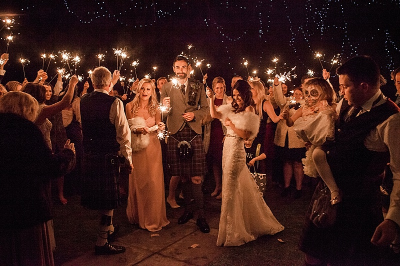 romantic wedding photographer scotland