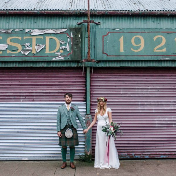 BAad, Barras Art and Design wedding Photographer // Ciara & Ross -Fairy Woodland Wedding