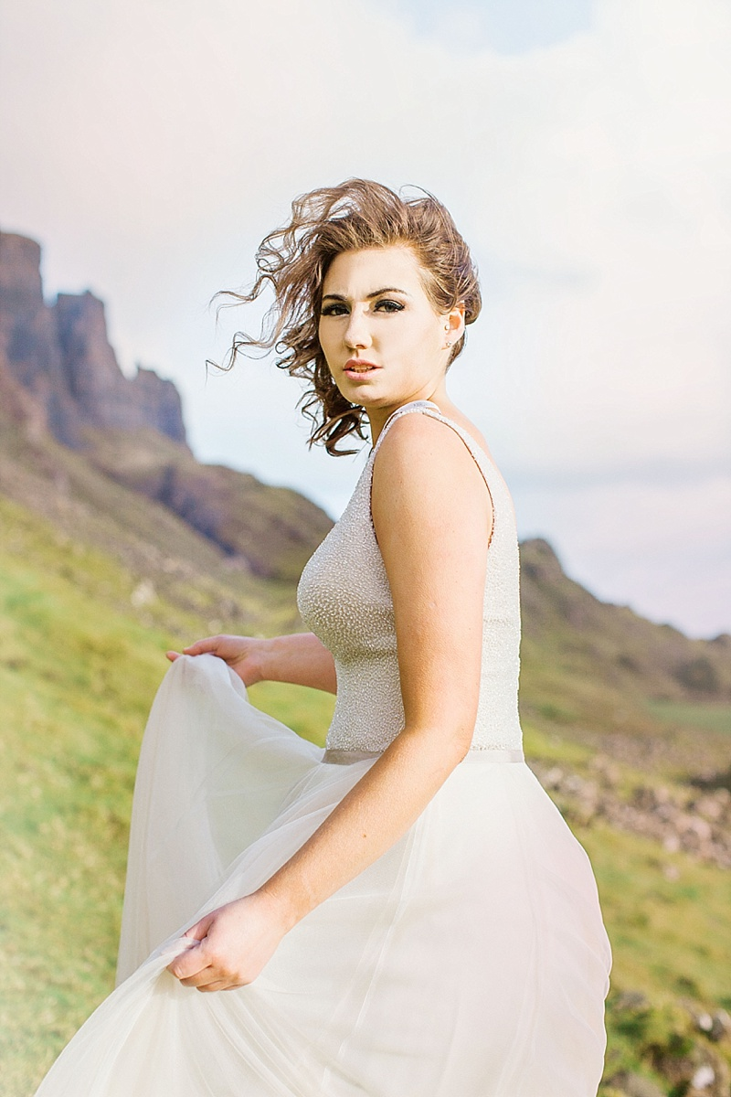 Isle of skye photoshoot