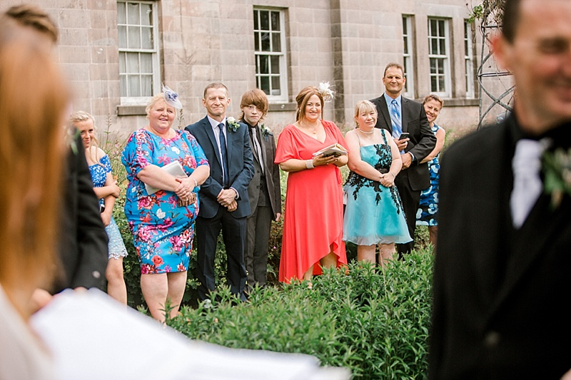Ardgowan Estate wedding