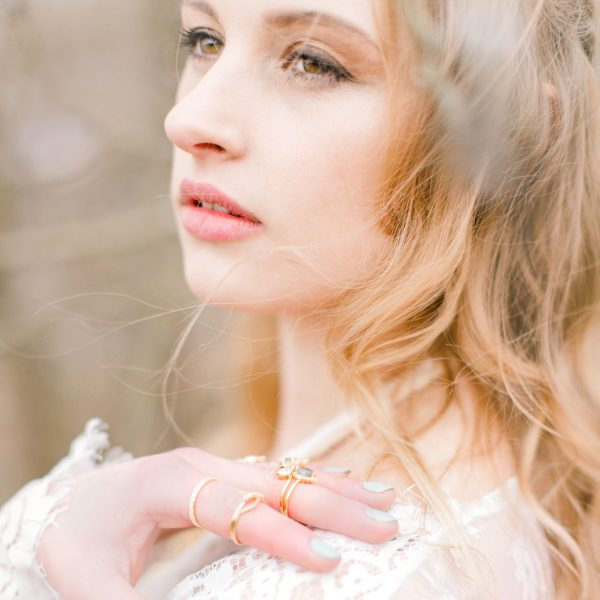 La Kaiser Jewellery Fairytale Photoshoot // Scotland