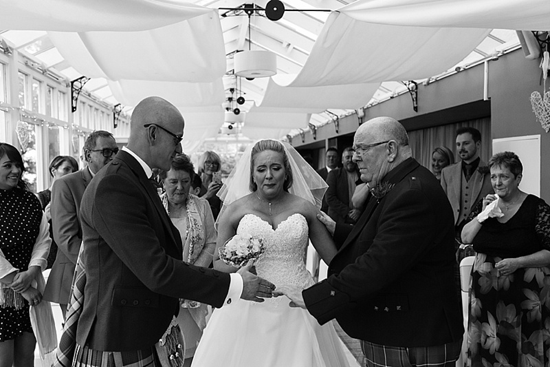 Rosslea Hall Hotel Wedding