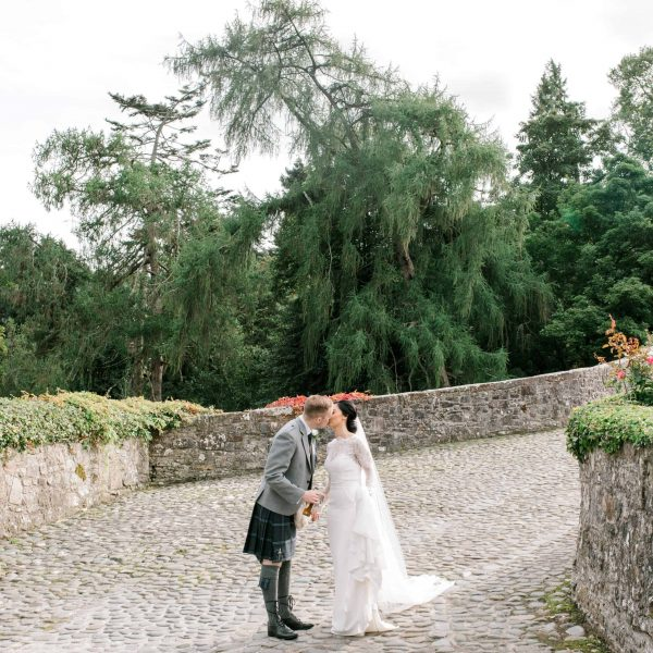 Brigodoon House Hotel Wedding Photographer // Gemma & Sean